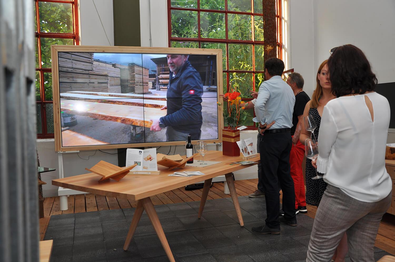 Ausstellung im Lustgarten