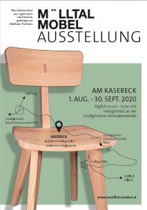 Mölltal Möbel Ausstellung am Kasereck